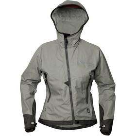 Klättermusen W's Einride Jacket 2.0 Grey/Dark Grey